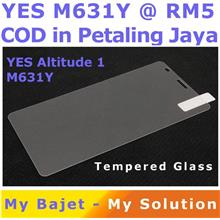 YES Altitude M631Y Phone Cikgu Tempered Glass Screen Protector Skrin