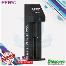 Authentic Efest PRO C1 USB Smart Battery Charger 18650 26650 Vape E-Ci
