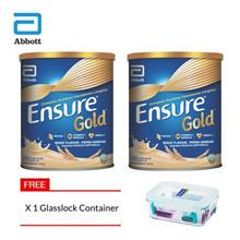 Ensure Gold Wheat 850g x2 FOC GLC)