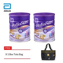 Pediasure Honey 850g x 2 with Bee Tote Bag)
