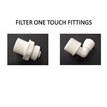 Water Filter Fitting Water Filter One Touch Coupling (Part 2)
