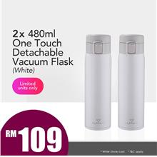 480ml One Touch Detachable Vacuum Flask)