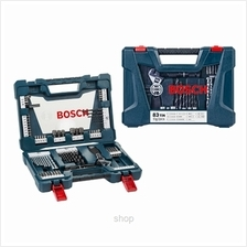 Bosch 83pcs V-line Drills Screwdriver Bits Set - 2607017403)