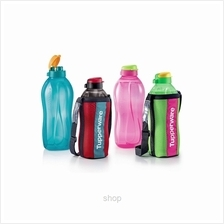 [Bundle Set] Tupperware Giant Eco Bottle 2L (2pcs) + Pouch (1pc))