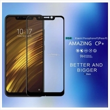 XIAOMI POCOPHONE F1 3D FULL Coverage CP PLUS NILLKIN TEMPERED GLASS