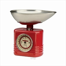 Typhoon Red Vintage Kitchen Scales)