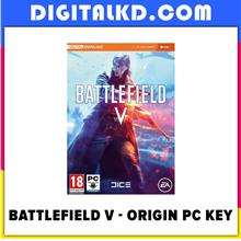 Battlefield V - PC - EA Origin Key - Digital Download - Battlefield 5