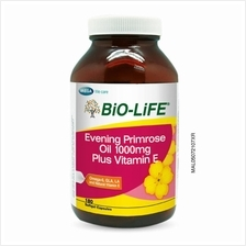 BIO-LIFE EPO 1000mg Plus Vitamin E 180s