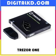 Trezor ONE Bitcoin Wallet, Multi Cryptocurrency Wallet, Ethereum