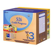 S26 GOLD PROGRESS 1.8KG Free Kids Toy)