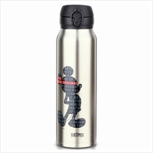 Thermos JNL 0.75L Mickey 90th Ultra Light Flask)