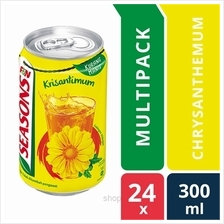 [24 packs] Seasons Chrysanthemum 300ml Cans)