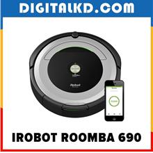 iRobot Roomba 690 Robot Vacuum Wifi Enabled - BEST PRICE
