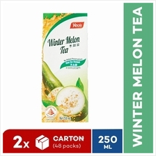 [Bundle] YEO'S 250ml Winter Melon Tea ASD TB Drink (24 packs x 2 Cartons))