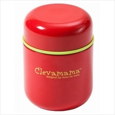 Clevamama Leak Proof Food Flask 240ml - 23% OFF!!)