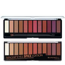 RIMMEL Magnifeyes Spice Edition Contouring Palette 1s