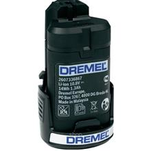 Dremel 875 Battery Packs 10.8V LI-ION - 26150875JA