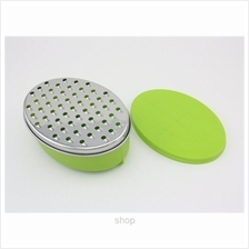 Fackelmann Single Grater with Plastic Container - 6853136)