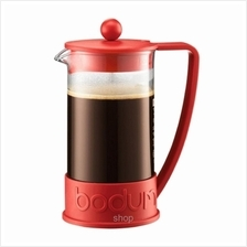 Bodum Brazil 8 cup Coffee Maker (Red) - 10938-294)