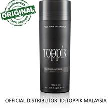 Toppik Hair Fiber 55G (Hair so real,super million hair,hairmax,pomade)