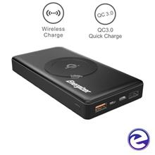 ENERGIZER QE10000CQ 10,000mAh Qi Wireless Quick Charge 3.0 Power Bank
