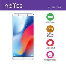 Neffos C9 4G (QuadCore/5.99'/16GB/2GB RAM/13MP + 8MP)