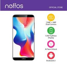 Neffos X9 (5.99'/3GB RAM/32GB ROM/13MP + 5MP)