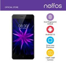 Neffos X1 (32GB/3GB/5'/4G/Octa Core/13MP + 5MP/Android 7.0) [Free Gift)