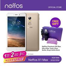 "NEFFOS X1 Max (32GB/3GB/5.5""/4G/Octa Core/13MP + 5MP/Android 7.0))"