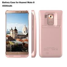 4500MAH BACKUP BATTERY EXTERNAL POWER BANK CHARGER CASE FOR HUAWEI MATE 8 (ROS