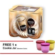 NESCAFE Latte RTD 240ml , Buy 1 Clusters Free 1 CNY Container)