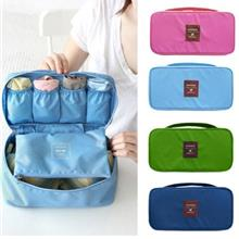 Travel Underwear Pouch Bra Organizer Storage Bag