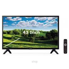 Philips TV 43-Inch Full HD (2016) 3 x HDMI - 43PFT4002)