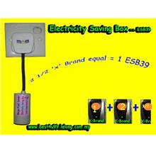 Power Saver ESB Save Electricity 30% condominium house room shop factory $RM1