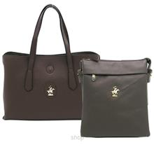 Beverly Hills Polo Club Beverly Twins Bag - PHB1471(SET))