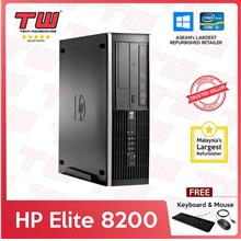 HP Elite 8200 Core i3 SFF Desktop (Refurbished)