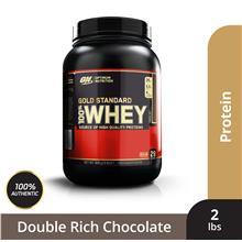 Optimum Nutrition Gold Standard Whey - Double Rich Chocolate 2lb - US