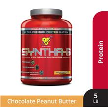 BSN SYNTHA 6 CHOCOLATE PEANUT BUTTER 5LB)