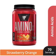 BSN Amino X 2.24 lbs - Strawberry Orange)