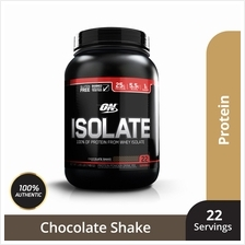 Optimum Nutrition Isolate Gluten Free Softserve 1.65lb - Chocolate Mil)
