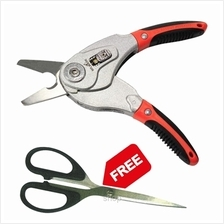 [FREE GIFT] Mr Mark 2 In 1 Multi-tool Straight  & Cable Cutter MK-TOL-9601A FR)
