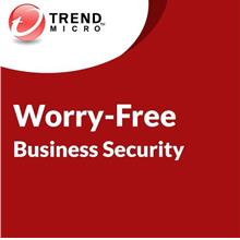 Trend Micro Worry-Free Business Cloud Security Services - 1 Year