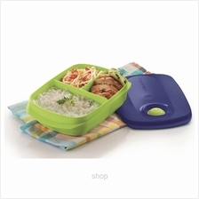 Tupperware Reheatable Divided Lunch Box (1pc) 1.0L - 11125983)