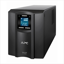 APC 1000VA USB  & SERIAL 230V SMART UPS (SMC1000I)