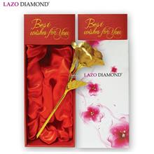 [Limited Edition] 24K Golden Rose)