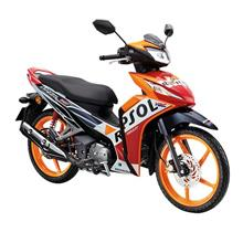 Honda Wave Dash 125 - Repsol