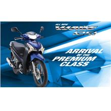 Honda Wave 125i [Double Disc/ Sport Rim]