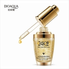 BIOAQUA 24k Gold Essence Dope Moist Light Skin Care Anti-Wrinkle 30ml