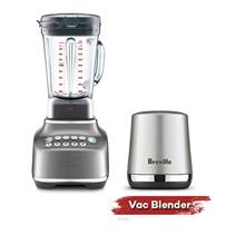 Breville the Q Power Blender BBL820SIL FREE the Vac Blender BBL002SIL)