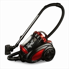 Milux Cyclone Logic Vacuum Cleaner - MVC-8201)